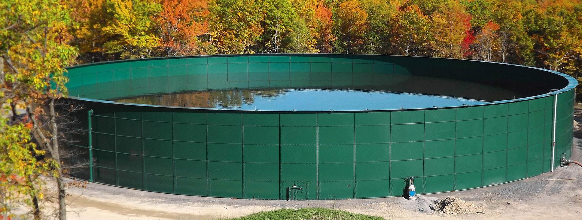 African tanks Water Bulk Reservoir