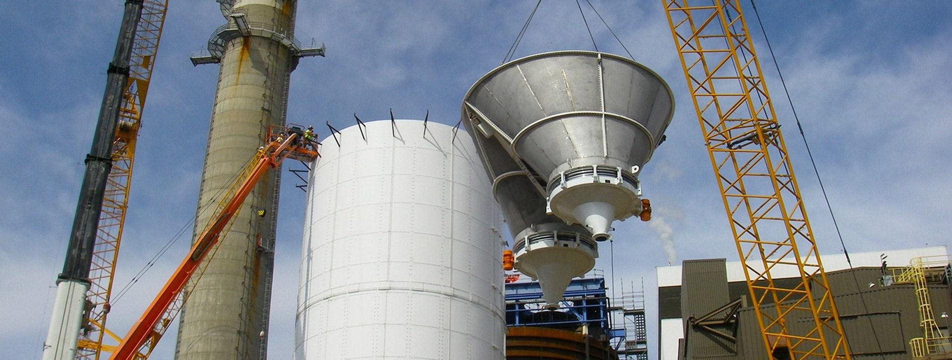 water storage tanks steel